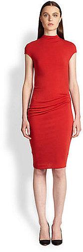 Helmut Lang Nova Jersey Dress