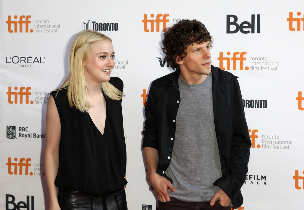 Dakota Fanning and Jesse Eisenberg joined forces for Jason Reitman's live read of Boogie Nights.