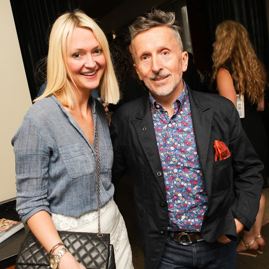 Zanna Roberts Rassi celebrated with Barneys and Simon Doonan at the retailer's New York cafe.