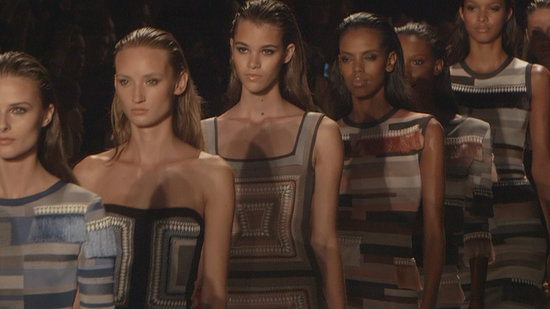 Hervé Léger Delivers Spring's Sex Appeal