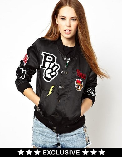 Panuu Bomber Jacket (Exclusive to ASOS)