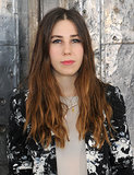 Zosia Mamet at Rebecca Taylor Spring 2014.