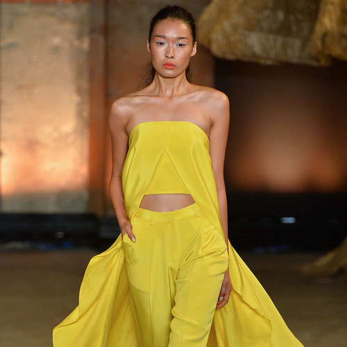 Christian Siriano Spring 2014 Runway Show | NY Fashion Week