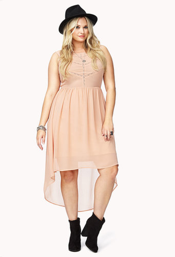 FOREVER 21+ Summer Nights High-Low Dress
