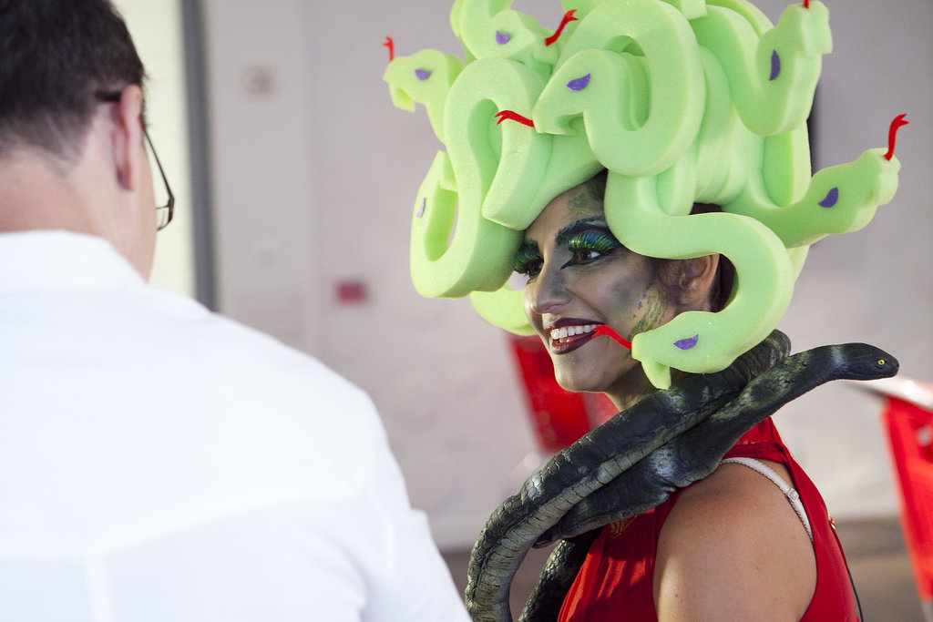 A Sneak Peek at Our Medusa Makeover