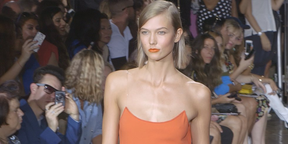 Karlie Kloss Shares Her Craziest Fashion Week Moment Ever