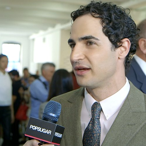 Zac Posen Interview For New York Fashion Week Spring 2014