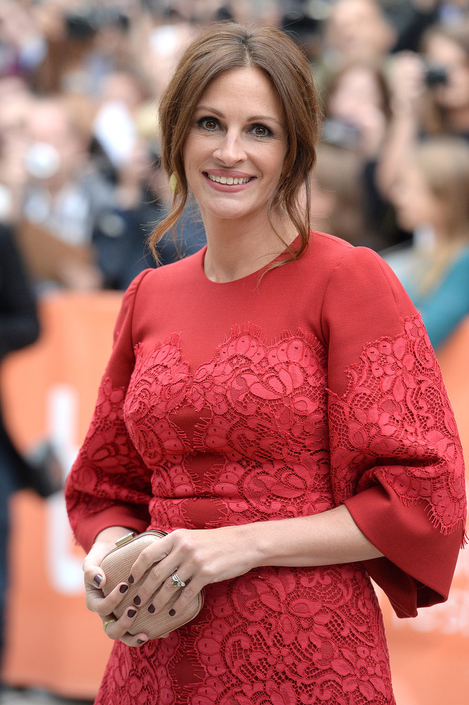 Look Who's Back on the Red Carpet — Julia Roberts!