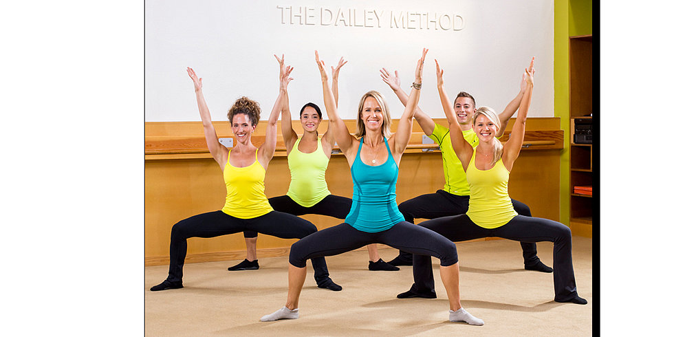 Dailey Now: A Challenging Barre DVD With Something For Everyone
