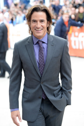 Dermot Mulroney made a dapper appearance at the August: Osage County premiere.