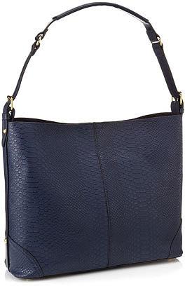 Judy Snake Hobo Bag