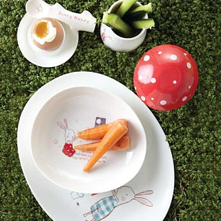 Unbreakable Tableware For Kids