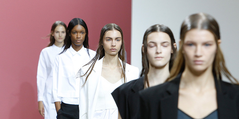 How Many Bottles of Product Were Used at Theyskens' Theory?