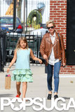 Michelle Williams celebrated her 33rd birthday with her 7-year-old daughter, Matilda Ledger, in Brooklyn.