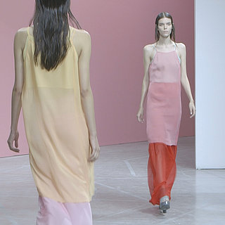 2014 Spring New York Fashion Week Video Theyskens' Theory