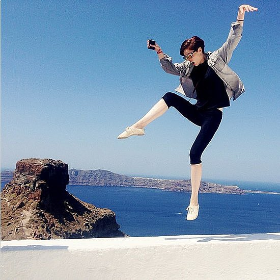 Coco Rocha Birthday Instagrams