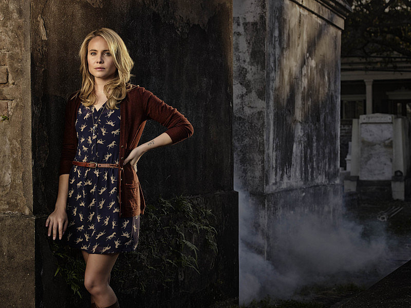 Leah Pipes as Cami on The Originals.