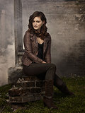 Phoebe Tonkin as Hayley on The Originals.