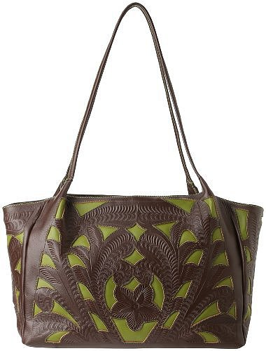 Leaders in Leather 5070 Tote