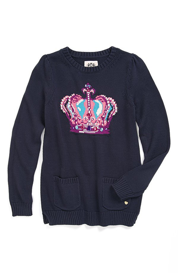 Because your little princess deserves a crown ($98) . . .