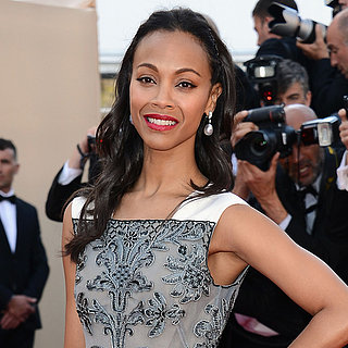 Zoe Saldana's Secret Wedding to Marco Perego