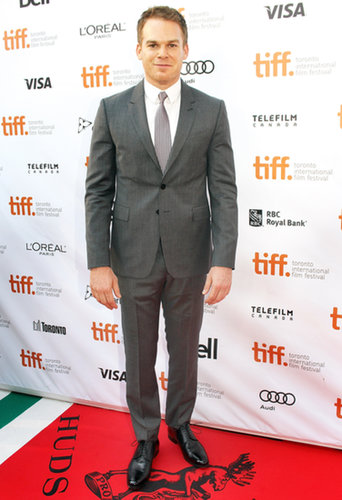 Michael C. Hall hit the red carpet for the Kill Your Darlings premiere.