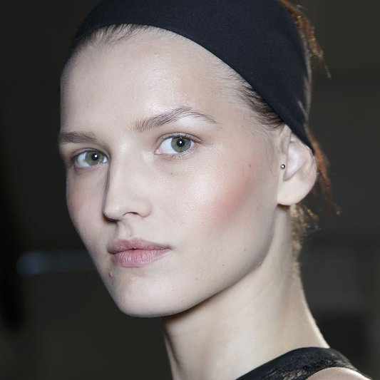 Headband Wrap Hair Trend 2014 Spring New York Fashion Week