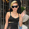 Miley Cyrus Wearing Weird Pants | Photos