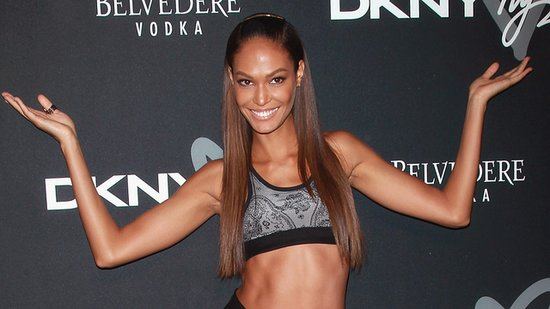 Joan Smalls on the Best Perks of Modeling
