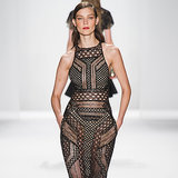 2014 Spring New York Fashion Week Runway J. Mendel Pictures