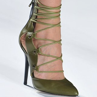 Shoe Trends From New York Fashion Week Spring 2014
