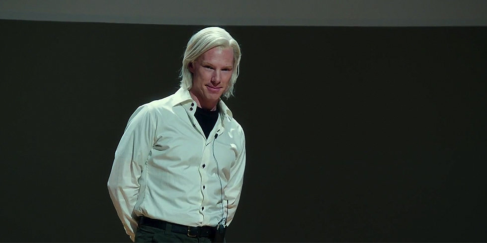 TIFF Review: Is Benedict Cumberbatch a Believable Julian Assange in The Fifth Estate?