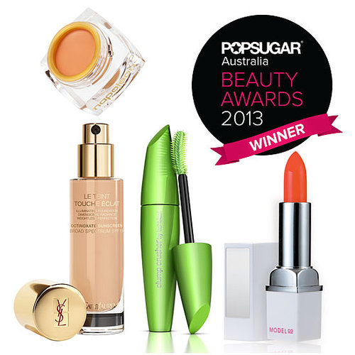 POPSUGAR Australia Beauty Awards: Winning Makeup Products