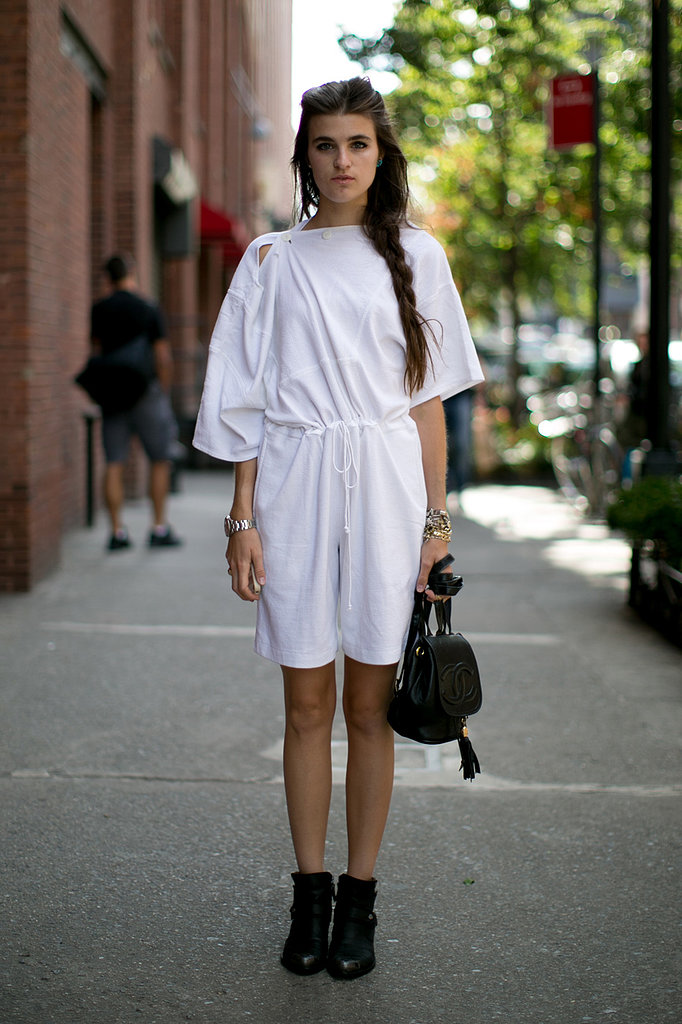 Off the Runway at NYFW — 70+ Model Street Style Outfits to Inspire!