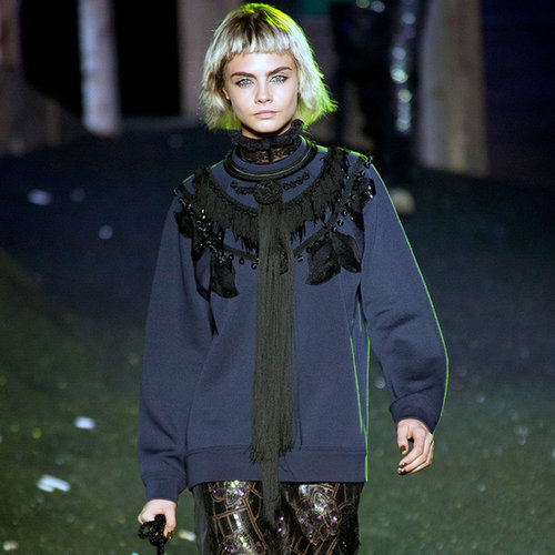 Marc Jacobs Spring 2014 Runway Show | NY Fashion Week