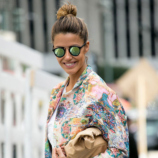 Street Style Pictures From New York Fashion Week