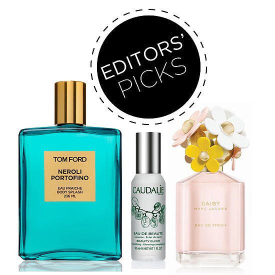 Editors' Picks: The Scents We'll Be Spraying This Spring