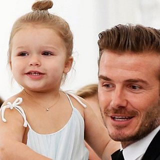 Celebrity Kids at Fashion Week