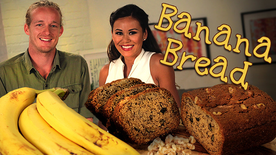 Aussie-Inspired Banana Bread