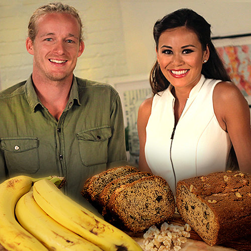 Easy Banana Bread Recipe | Video