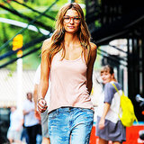 Best Model-Off-Duty Style NYFW Spring 2014 | Video