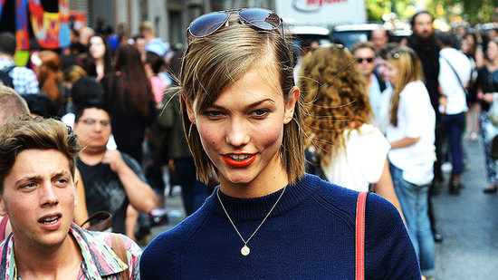The Best Model-Off-Duty Style at NYFW