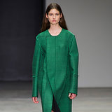 2014 Spring New York Fashion Week Runway Calvin Klein
