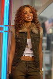 Mya was a TRL guest in 2003.