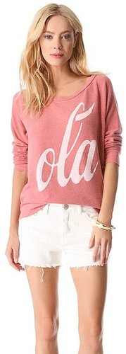 Sol angeles Ola Pullover