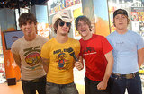The All-American Rejects stopped by TRL in 2003.