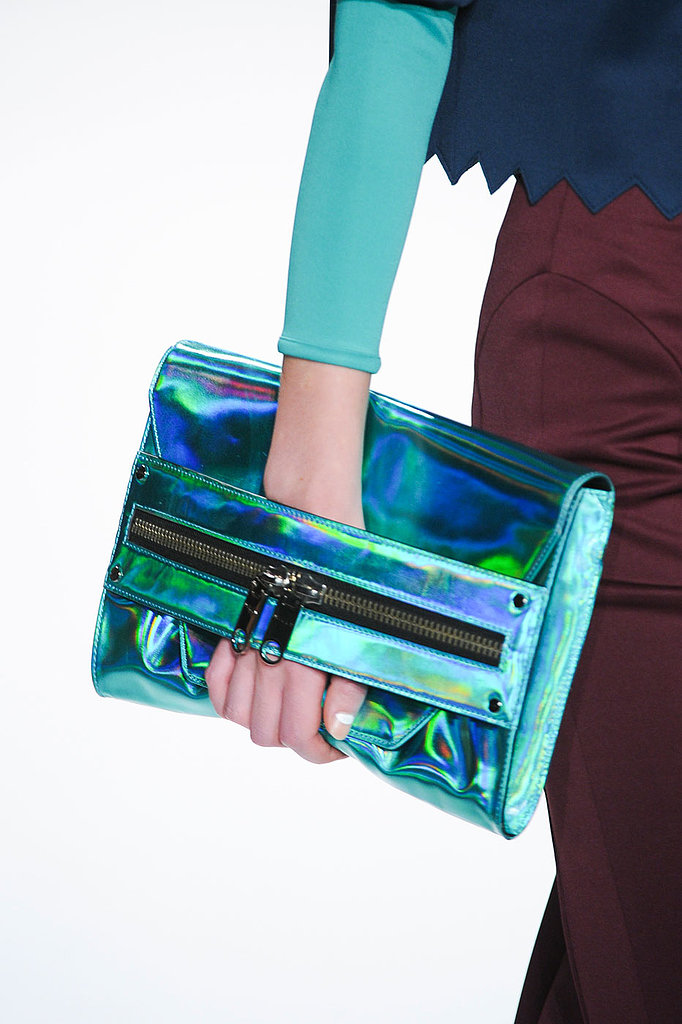 Handheld Clutch: Milly Spring 2014