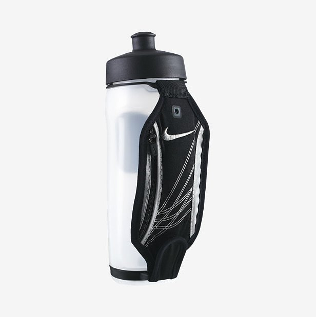 Nike Handheld Running Bottle