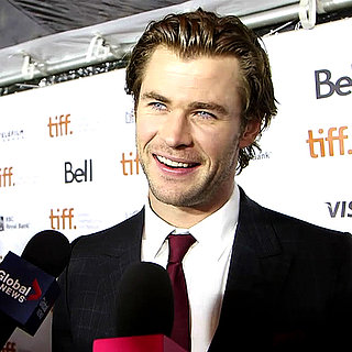 Chris Hemsworth Rush Premiere and Interview (Video)