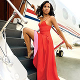 Kerry Washington Workout